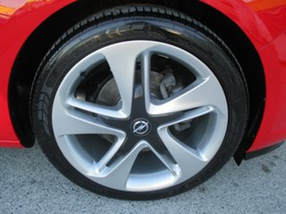 2012 Opel Astra AS Sport Red 6 Speed Manual Hatchback