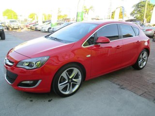 2012 Opel Astra AS Sport Red 6 Speed Manual Hatchback.