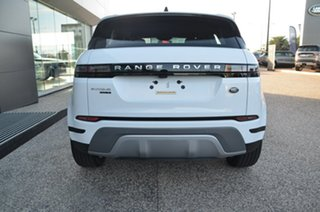 2019 Land Rover Range Rover Evoque L551 SE Fuji White 9 Speed Automatic SUV