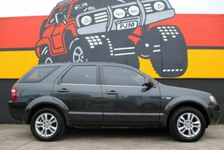 2010 Ford Territory SY MkII TS AWD Ego 6 Speed Sports Automatic Wagon.