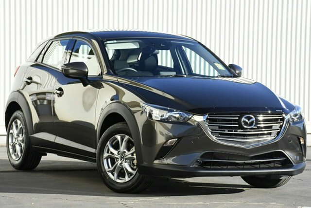 New Mazda CX-3 DK2W76 Maxx SKYACTIV-MT FWD Sport Hindmarsh, 2020 Mazda CX-3 DK2W76 Maxx SKYACTIV-MT FWD Sport Polymetal Grey 6 Speed Manual Wagon