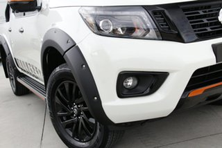 2019 Nissan Navara D23 S4 MY19 N-TREK White Diamond 7 Speed Sports Automatic Utility.