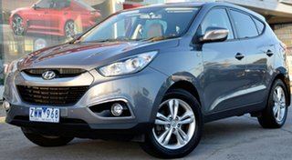 2013 Hyundai ix35 LM2 SE Steel Grey 6 Speed Sports Automatic Wagon