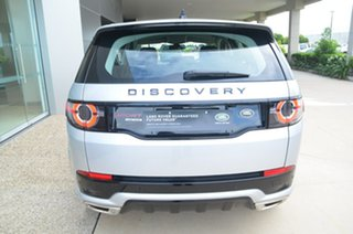 2018 Land Rover Discovery Sport L550 HSE Indus Silver 9 Speed Automatic SUV