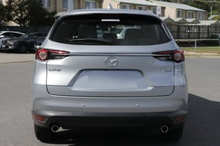 2020 Mazda CX-8 KG2WLA Sport SKYACTIV-Drive FWD Sonic Silver 6 Speed Sports Automatic Wagon