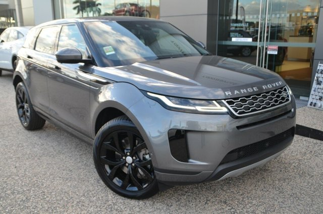 New Land Rover Range Rover Evoque  SE, 2019 Land Rover Range Rover Evoque L551 SE Corris Grey 9 Speed Automatic SUV