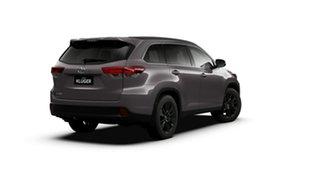 2019 Toyota Kluger GSU50R Black Edition 2WD Predawn Grey 8 Speed Sports Automatic Wagon.