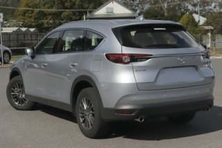2020 Mazda CX-8 KG2WLA Sport SKYACTIV-Drive FWD Sonic Silver 6 Speed Sports Automatic Wagon.