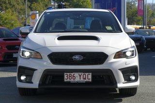 2019 Subaru WRX V1 MY19 Premium Lineartronic AWD White Crystal 8 Speed Constant Variable Sedan.