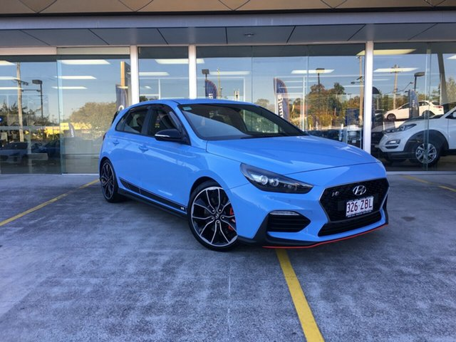 Demo Hyundai i30 PDe.2 MY18 N Performance, 2018 Hyundai i30 PDe.2 MY18 N Performance Performance Blue 6 Speed Manual Hatchback
