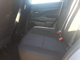 2010 Mitsubishi ASX XA (2WD) Silver Continuous Variable Wagon