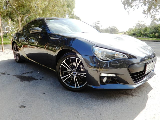 Used Subaru BRZ Z1 MY15 , 2014 Subaru BRZ Z1 MY15 Grey 6 Speed Sports Automatic Coupe