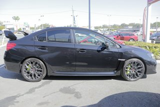 2018 Subaru WRX V1 MY18 STI AWD Premium Crystal Black Silica 6 Speed Manual Sedan