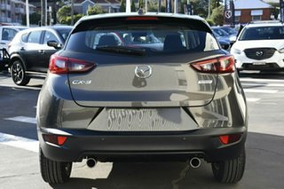 2020 Mazda CX-3 DK2W7A Maxx SKYACTIV-Drive FWD Sport Machine Grey 6 Speed Sports Automatic Wagon