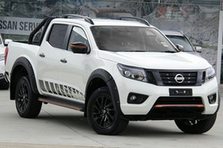 2019 Nissan Navara D23 S4 MY19 N-TREK White Diamond 7 Speed Sports Automatic Utility
