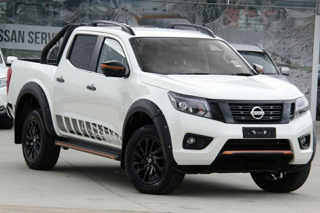 New Nissan Navara D23 S4 MY19 N-TREK, 2019 Nissan Navara D23 S4 MY19 N-TREK White Diamond 6 Speed Manual Utility