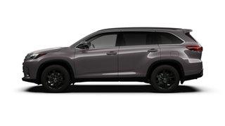 2019 Toyota Kluger GSU50R Black Edition 2WD Predawn Grey 8 Speed Sports Automatic Wagon