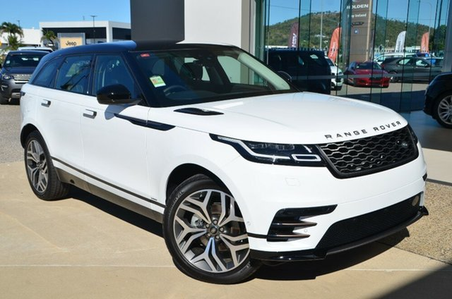 Demo Land Rover Range Rover Velar L560 MY19.5 D240 AWD R-Dynamic SE, 2018 Land Rover Range Rover Velar L560 MY19.5 D240 AWD R-Dynamic SE Fuji White 8 Speed