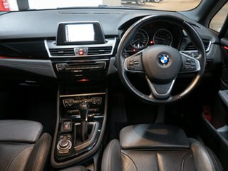 2015 BMW 2 Series F45 220i Active Tourer Steptronic Sport Line Mineral Grey 8 Speed Automatic