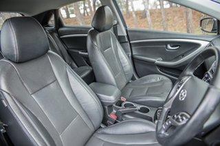 2014 Hyundai i30 GD2 MY14 Trophy Blue 6 Speed Sports Automatic Hatchback