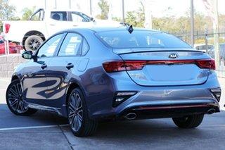 2020 Kia Cerato BD MY21 GT DCT Gravity Blue 7 Speed Sports Automatic Dual Clutch Sedan.