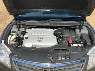 2011 Toyota Aurion GSV40R 09 Upgrade AT-X Liquid Metal 6 Speed Auto Sequential Sedan