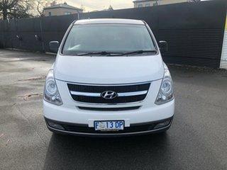 2014 Hyundai iMAX TQ-W MY13 White 4 Speed Automatic Wagon.