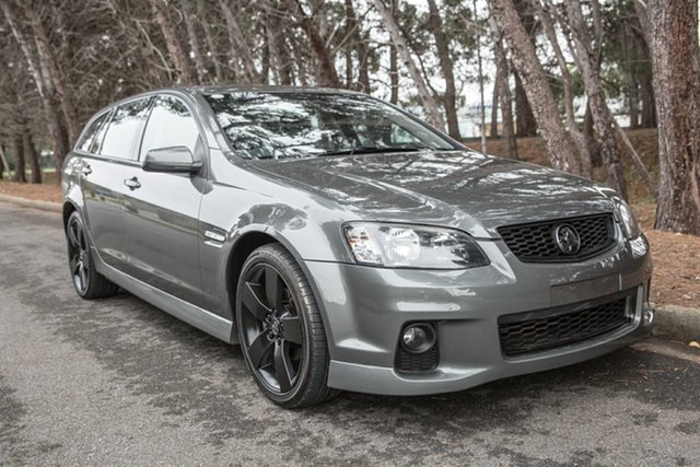 Used Holden Commodore VE II MY12.5 SV6 Sportwagon Z Series, 2013 Holden Commodore VE II MY12.5 SV6 Sportwagon Z Series Grey 6 Speed Sports Automatic Wagon