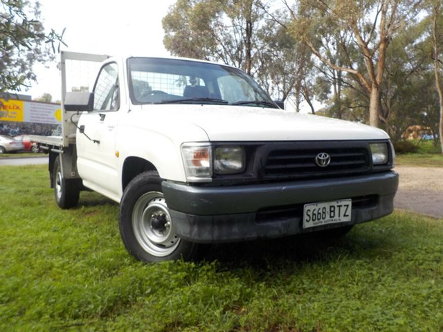 Used Toyota Hilux RZN149R 4x2, 2000 Toyota Hilux RZN149R 4x2 5 Speed Manual Cab Chassis