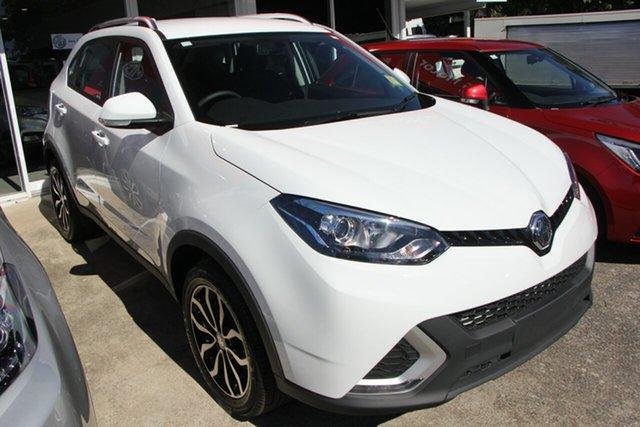New MG GS SAS2 MY18 Core DCT 2WD, 2019 MG GS SAS2 MY18 Core DCT 2WD Mountain White 7 Speed Sports Automatic Dual Clutch Wagon