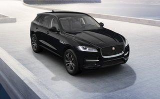 2019 Jaguar F-PACE X761 R-Sport Narvik Black 8 Speed Automatic SUV