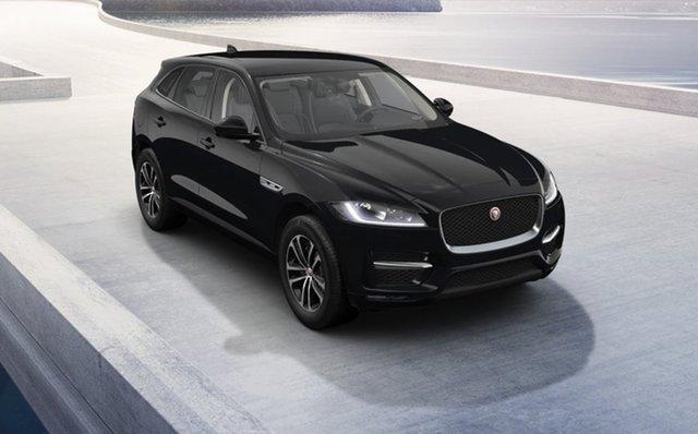 New Jaguar F-PACE X761 R-Sport, 2019 Jaguar F-PACE X761 R-Sport Narvik Black 8 Speed Automatic SUV
