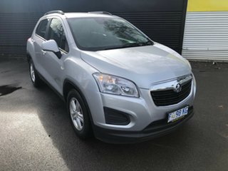 2016 Holden Trax TJ MY16 LS Nitrate 6 Speed Automatic Wagon.