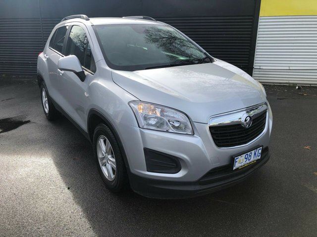 Used Holden Trax TJ MY16 LS, 2016 Holden Trax TJ MY16 LS Nitrate 6 Speed Automatic Wagon