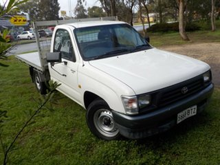 2000 Toyota Hilux RZN149R 4x2 5 Speed Manual Cab Chassis.