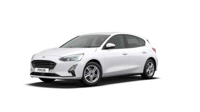 Demo Ford Focus SA 2019MY Trend, 2018 Ford Focus SA 2019MY Trend White 8 Speed Automatic Hatchback