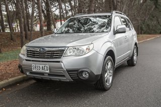 2009 Subaru Forester S3 MY09 XS AWD Silver 5 Speed Manual Wagon
