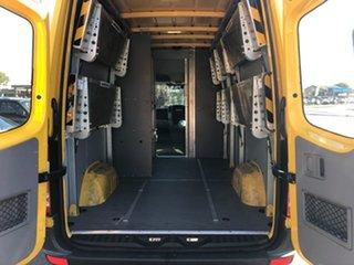 2014 Mercedes-Benz Sprinter 906 MY14 313 CDI MWB Yellow 6 Speed Manual Van