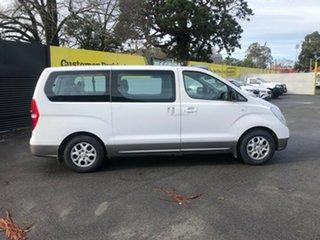 2014 Hyundai iMAX TQ-W MY13 White 4 Speed Automatic Wagon