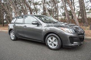 2012 Mazda 3 BL10F2 Neo Activematic Dark Grey 5 Speed Sports Automatic Hatchback.