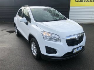 2016 Holden Trax TJ MY16 LS Summit White 6 Speed Automatic Wagon.