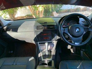 2006 BMW X3 E83 MY05 Upgrade 2.5I Silver 5 Speed Auto Steptronic Wagon