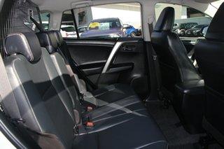 2017 Toyota RAV4 ASA44R Cruiser AWD White 6 Speed Sports Automatic Wagon