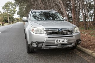 2009 Subaru Forester S3 MY09 XS AWD Silver 5 Speed Manual Wagon.
