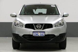 2011 Nissan Dualis J10 Series II ST (4x2) Silver 6 Speed Manual Wagon.