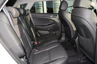 2019 Hyundai Tucson TL3 MY19 Highlander D-CT AWD Platinum Silver 7 Speed