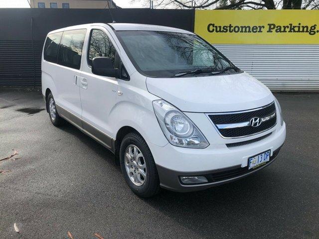 Used Hyundai iMAX TQ-W MY13 , 2014 Hyundai iMAX TQ-W MY13 White 4 Speed Automatic Wagon