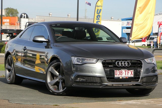 Used Audi A5 8T MY13 Quattro, 2013 Audi A5 8T MY13 Quattro Grey 6 Speed Manual Coupe