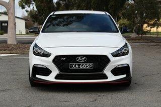 2018 Hyundai i30 PDe MY18 N Performance White 6 Speed Manual Hatchback.