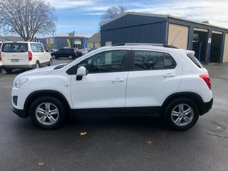 2016 Holden Trax TJ MY16 LS Summit White 6 Speed Automatic Wagon